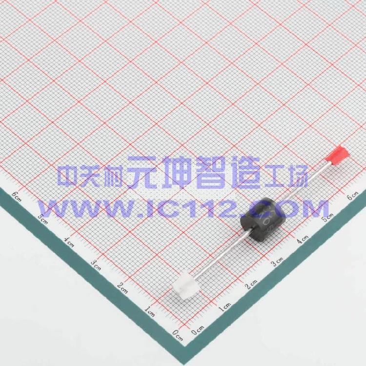 供应电子元器件标准二极管(IC)6A05-TP全新原装
