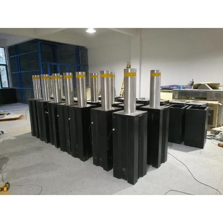 全自动升降柱 厂家直销 鸿丰液压升降柱 包安装 防撞 路障 LED反光定制 量大价优 品牌保障 专业