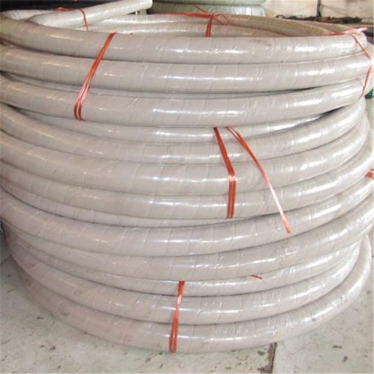 河北加工中频炉水冷电缆胶管 水冷电缆外套胶管 质量保证
