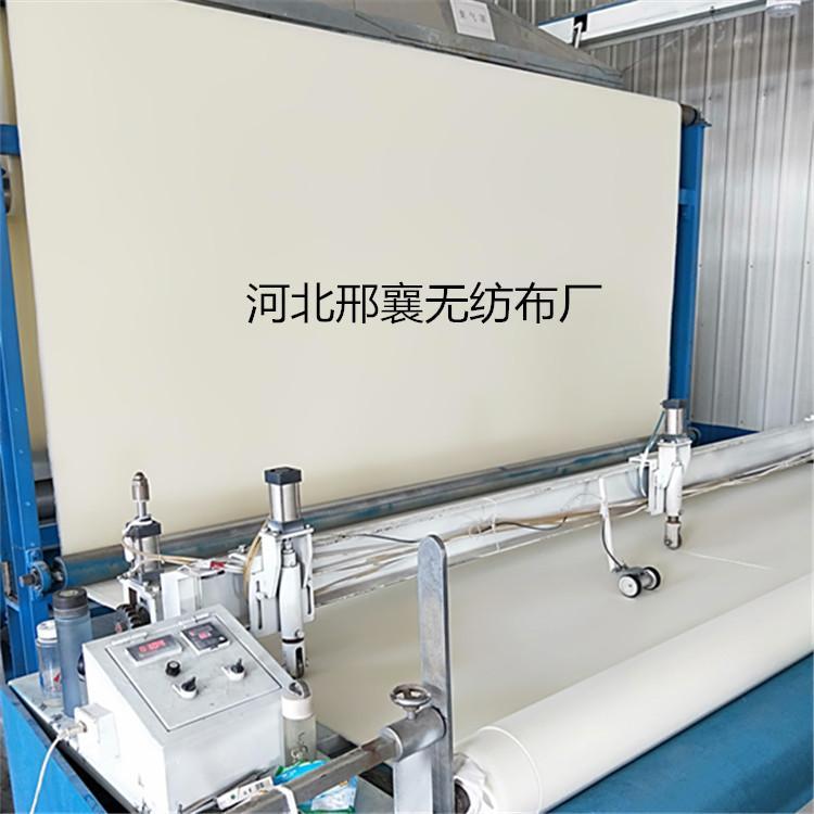 汉中市工厂直销大化化纤毛毡 涤纶化纤毡 工业漂白毛毡 定做涤纶化纤无纺布
