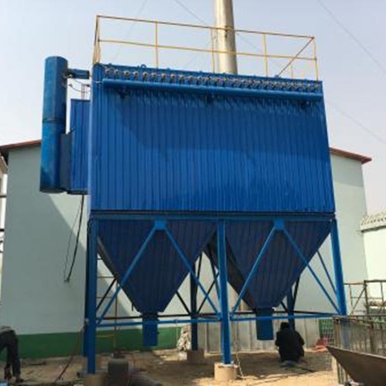 加工定制高效矿山制砂机布袋除尘器 性能稳定使用范围广单机除尘器