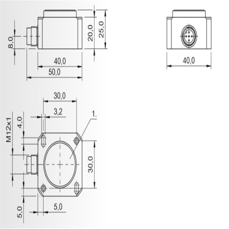 德国进口倾角传感器 BALLUFF巴鲁夫传感器 BSI型原装供应