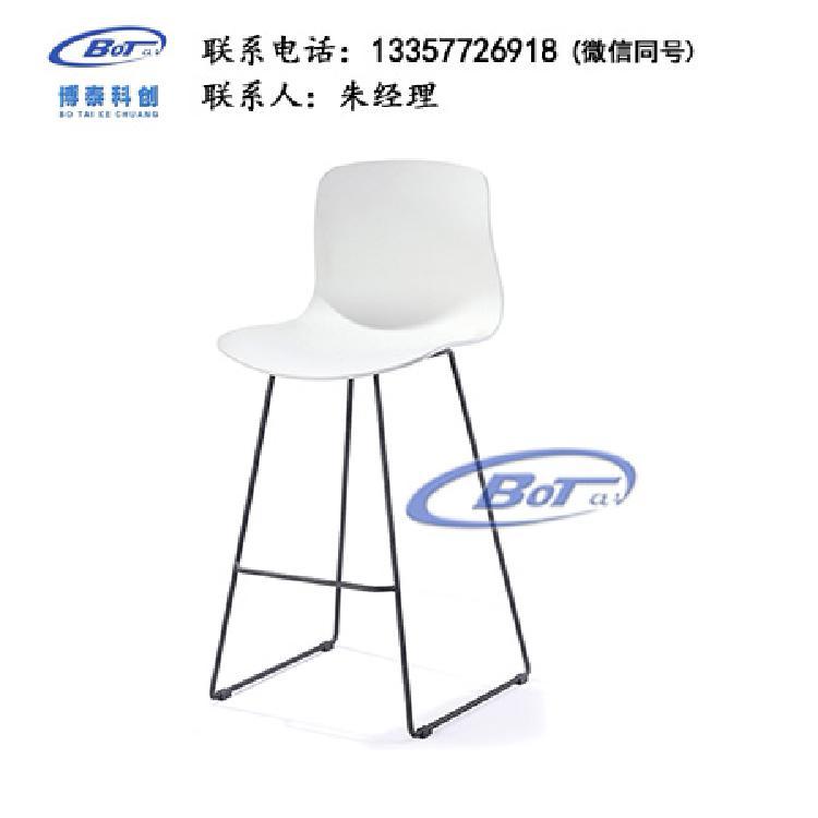 厂家直销 铁艺吧椅 实木吧椅 吧台椅 酒吧椅 高脚椅 不锈钢吧椅 定制原木软包椅子SM-14