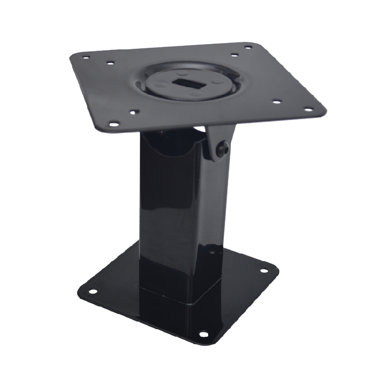 泰如电子工厂直销通用型金属支架可旋转调节桌面固定防盗平板支架非零售