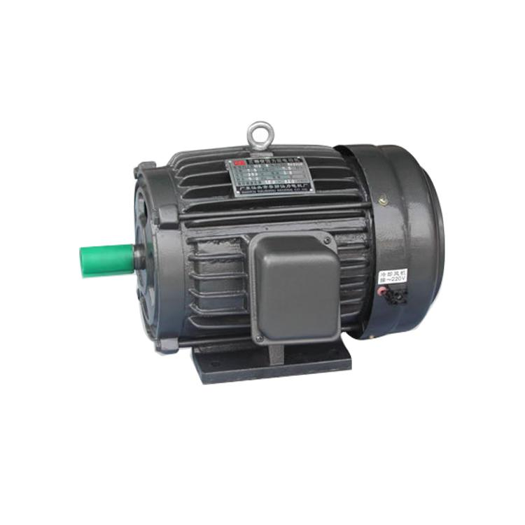 YLJ100三相交流力矩电机电动机力矩马达 卧式15KG-4/6