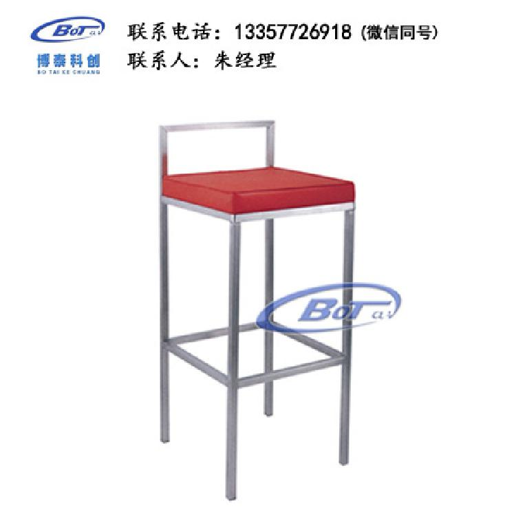 厂家直销 铁艺吧椅 实木吧椅 吧台椅 酒吧椅 高脚椅 不锈钢吧椅 定制原木软包椅子SM-21
