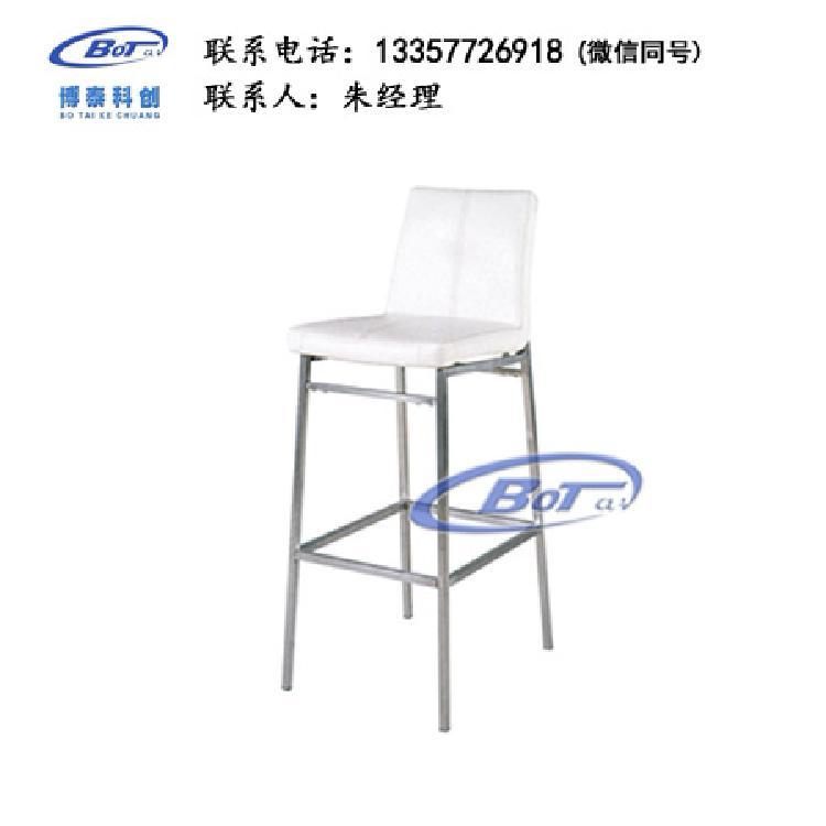 厂家直销 铁艺吧椅 实木吧椅 吧台椅 酒吧椅 高脚椅 不锈钢吧椅 定制原木软包椅子SM-07