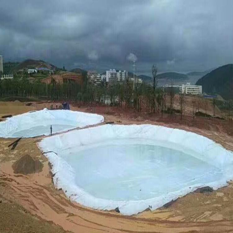 云南纭慷土工膜,型号:300g-1500g,价格:3.0元/平方用于公路 铁路 水库 水坝等防水。