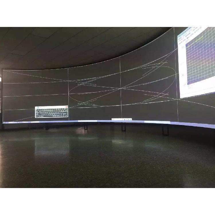 100寸软幕金属软幕画框幕100寸16:9家用投影挂幕平面挂墙幕布厂家