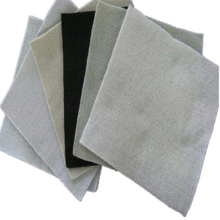绿色长丝土工布全新料养护加厚国标土工布_ 白色土工布厂家直销_防尘盖土绿色无纺土工布