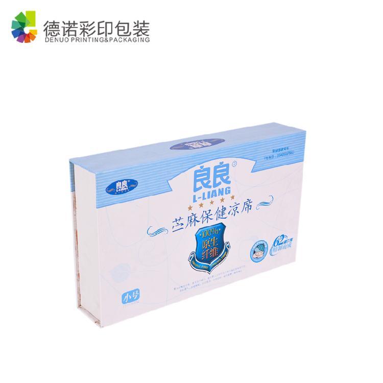 包装盒定做厂家高端产品创意化妆品厂家德诺包装直供订制