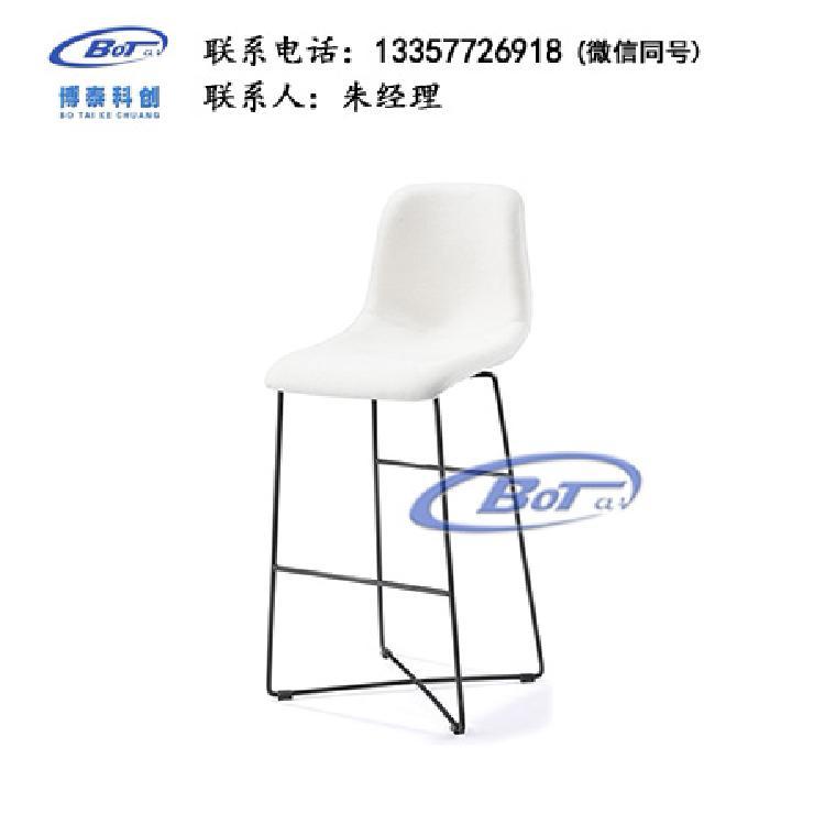 厂家直销 铁艺吧椅 实木吧椅 吧台椅 酒吧椅 高脚椅 不锈钢吧椅 定制原木软包椅子SM-15