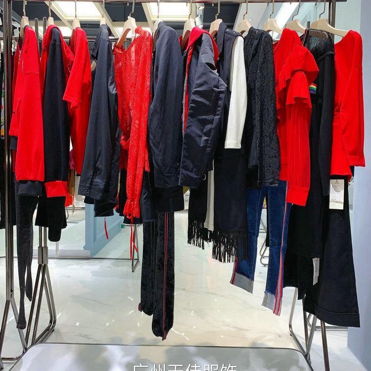 衣之庄园女装货源,品牌衣服折扣,品牌女装批发市场