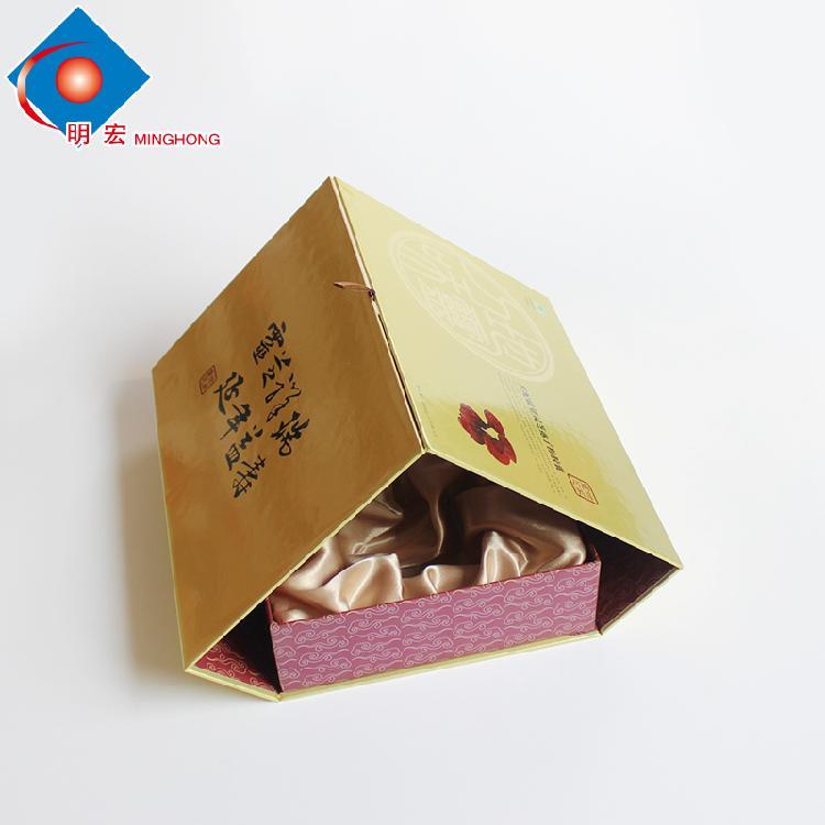 翻盖式定做各类滋补品 营养品 保健品包装盒 海参礼盒包装纸盒