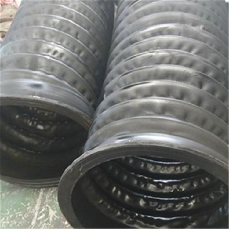 河北厂家加工可伸缩软管 加工硅胶伸缩软管 使用寿命长