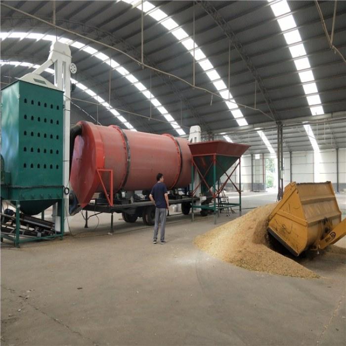 车载式水稻烘干机价格 大型高粱烘干机操作简单