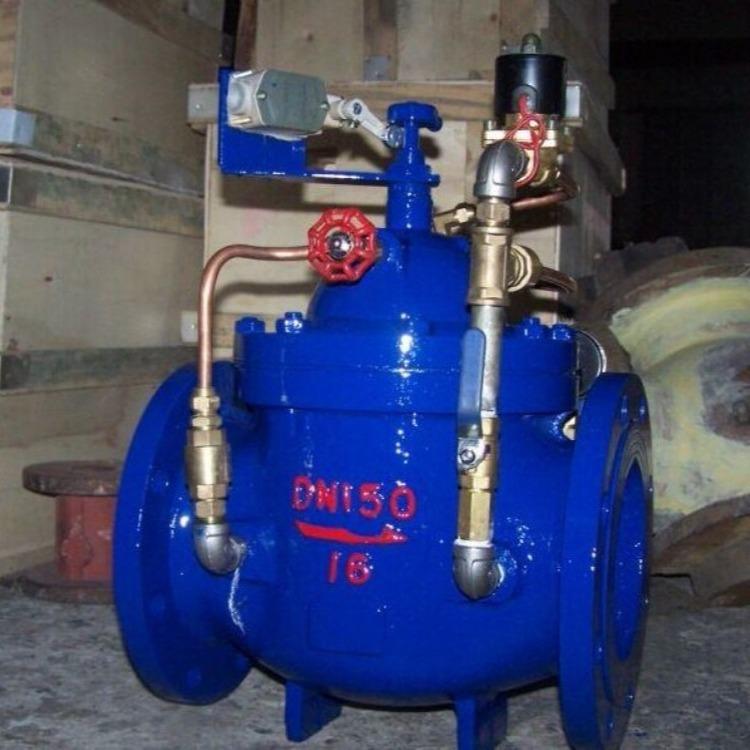 厂家直销水力电动控制阀 不锈钢水力控制阀 水力液位控制阀