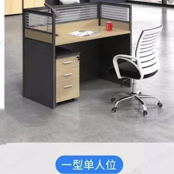 池州办公桌定制生产价格 池州老板桌厂家销售 合肥潮龙办公家具