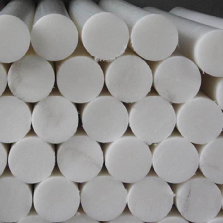 专业加工 白色尼龙棒 黑色尼龙棒 浇铸成型空心塑料棒 pa棒 pp棒