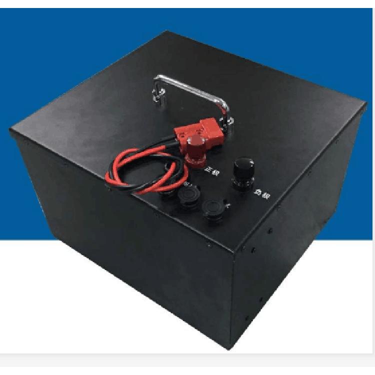 信阳息磷酸铁锂电池厂家定制 洗地机洗地车扫地车工业锂电池组 君诺