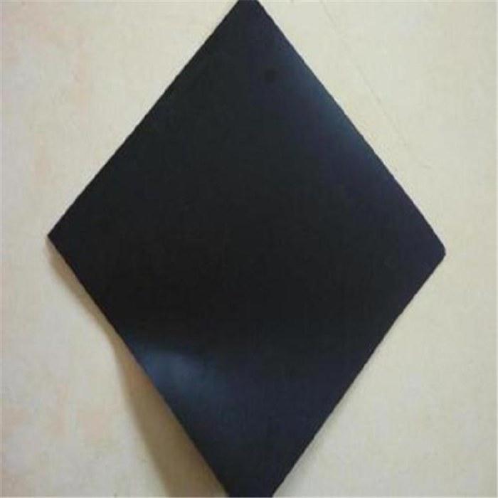 定制0.1mm~3.0mm防渗土工膜_黑色防水藕池复合土工膜 新品