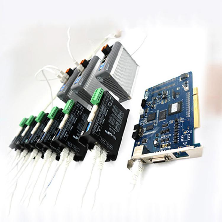 迅控总线驱动器 Ether CAT总线步进驱动器QS556-4-DS