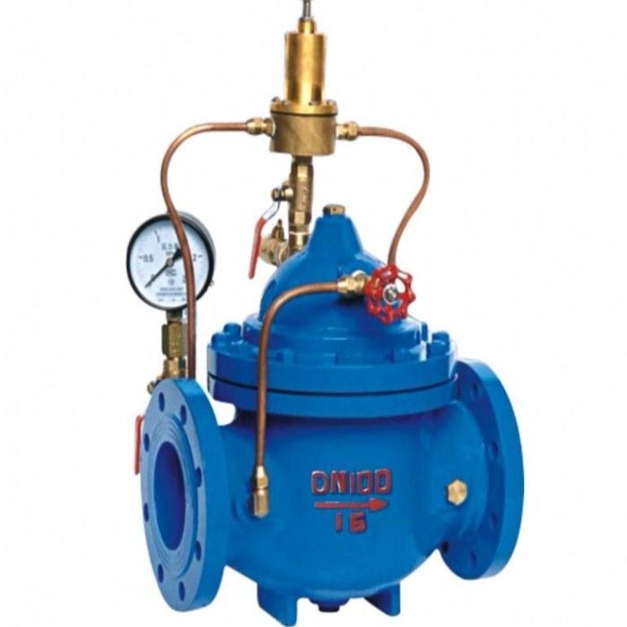 专业制造600X电动控制阀 电动水力控制阀 600X水力电动控制阀厂家