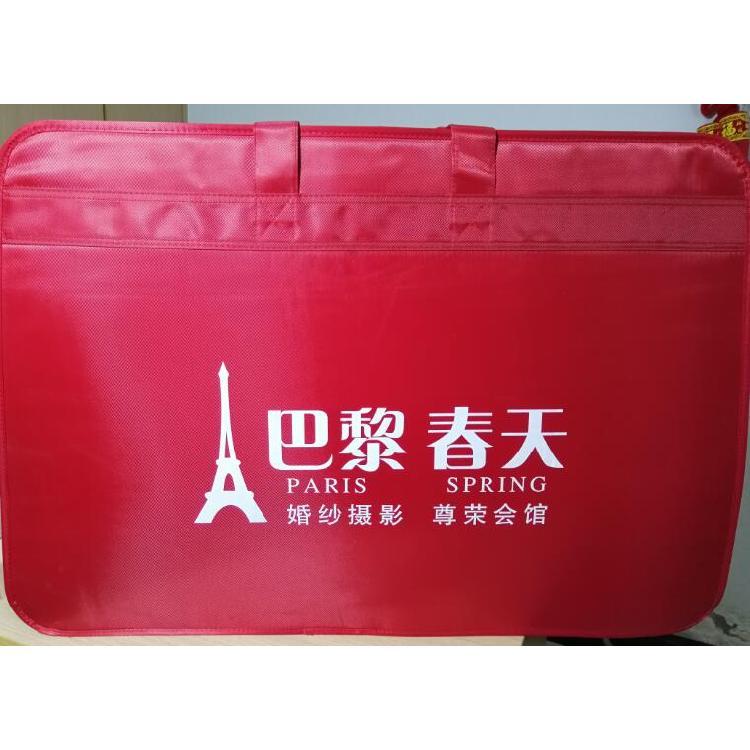 重庆沙坪坝区高档婚纱箱包定制厂家