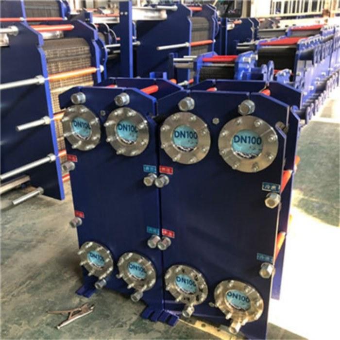 普铭供应板式换热器厂家板式换热器价格