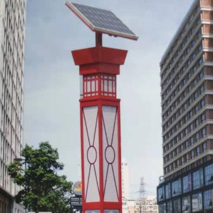 临沂绿森专业批发定制LED庭院灯 景观灯 小区广场庭院灯