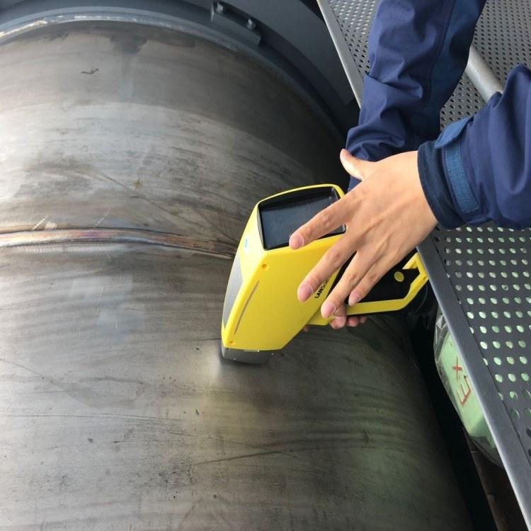 奥聪电子 TrueX 850手持式合金镀层分析仪