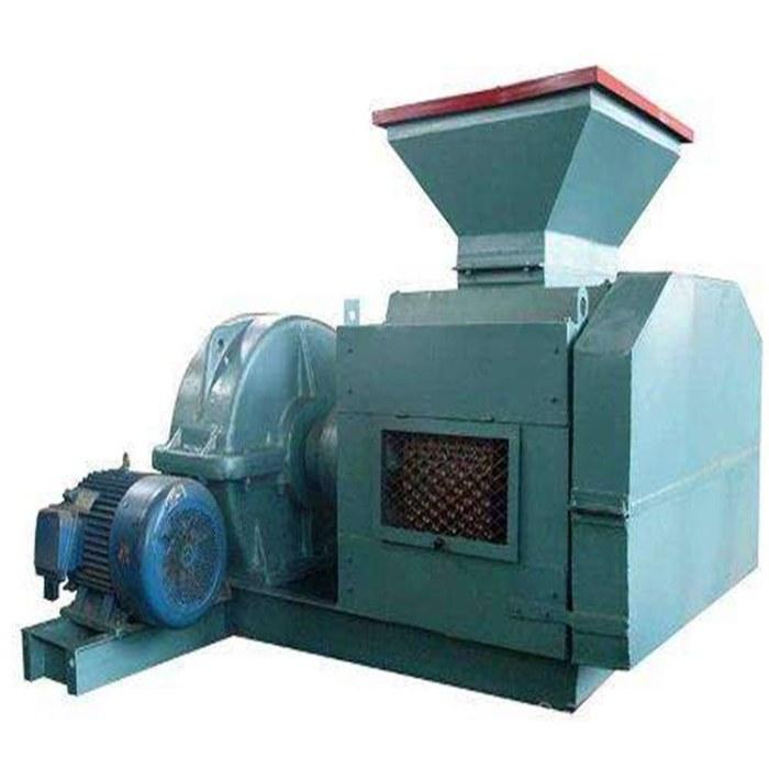 时产3-15吨干粉液压压球机 型煤压球机 强力对辊煤粉压球机