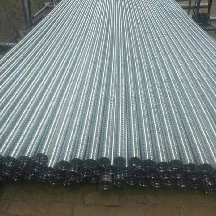 厂家订做精品金属波纹管预应力金属扁管