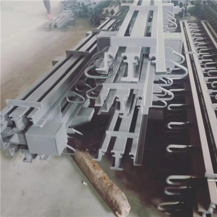 桥梁模数式伸缩缝d160型 SCB梳齿板伸缩缝厂家