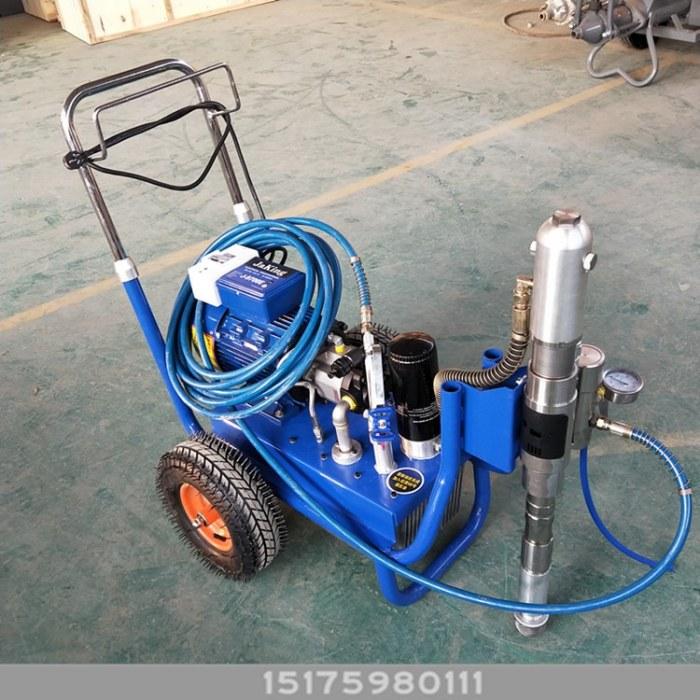 厂家直销真石漆喷涂机保温防火专用腻子喷涂机器效率高