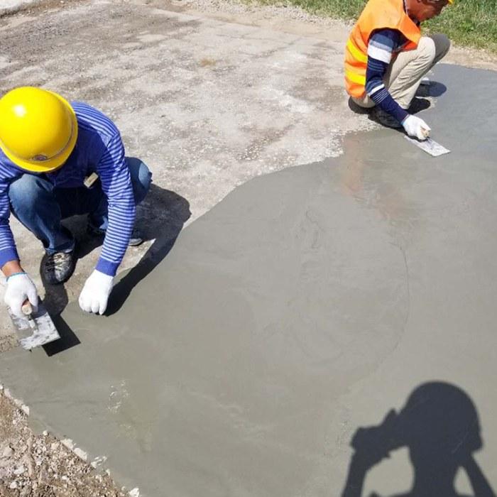 混凝土路面修补 机场混凝土路面修补厂家