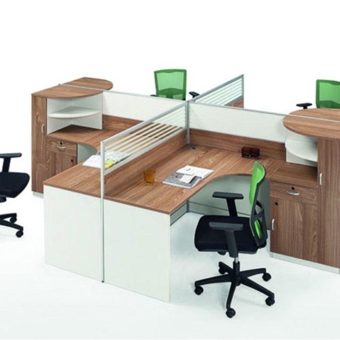 四川德阳定制员工隔断屏风办公桌 多功能多规格办公隔断简约屏风办公桌生产厂家
