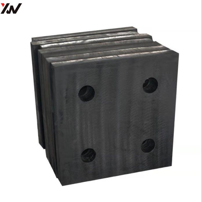 鑫万厂家定做橡胶支座、盆式橡胶支座规格齐全
