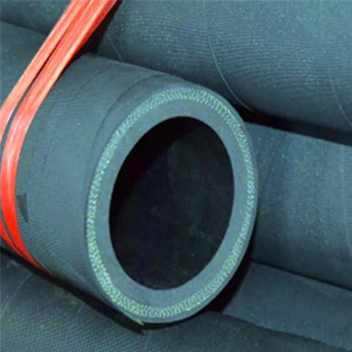 现货供应耐磨钢编喷砂胶管 耐磨抗老化帘线编织喷砂管 砂浆管 抗老化使用寿命长