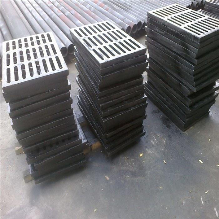 厂家批发球墨铸铁篦子 球墨铸铁盖板 雨水沟盖板篦子 规格齐全