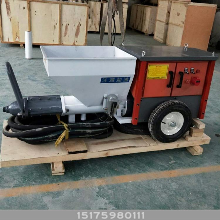 厂家直供 砂浆喷浆机小型混凝土喷浆机全自动干湿式喷涂机