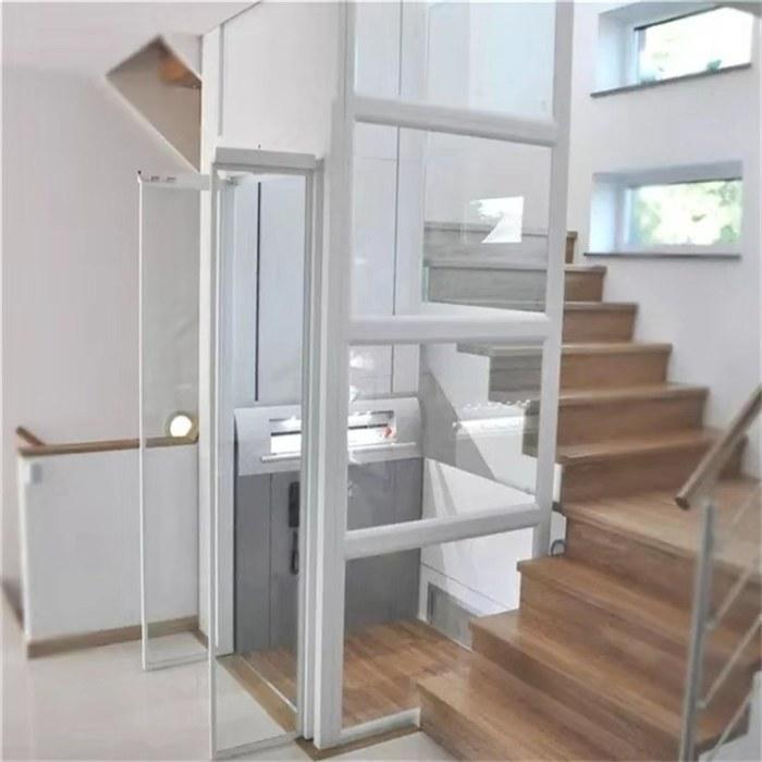 家用电梯 工厂直销小型家用无噪音 量身定制二三层别墅电梯