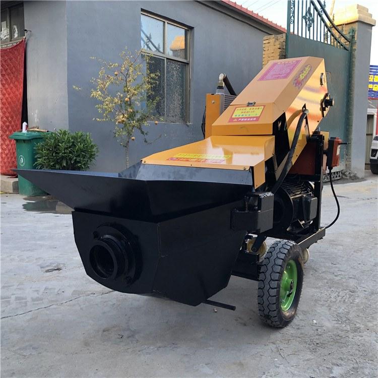小型混凝土输送泵 混凝土输送泵厂家直销