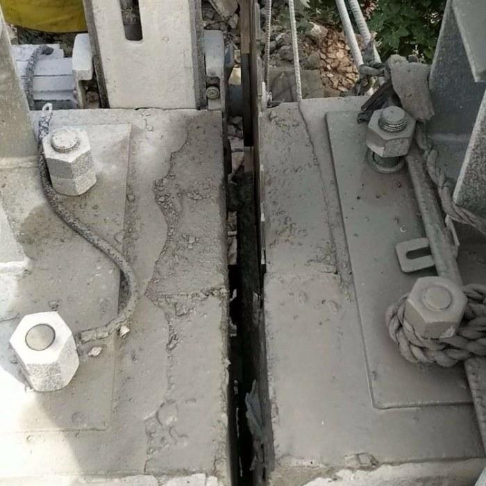 杭州高铁遮板缝切割-高铁轨道板刻字-设备优良-技术-工期短-经验丰富-欢迎来电咨询
