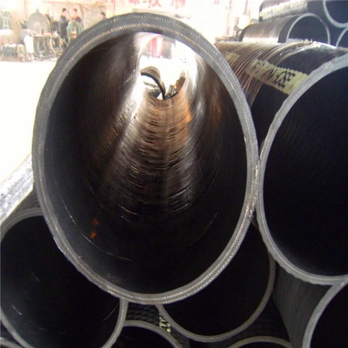 大量出售耐磨钢丝喷煤胶管 加工耐磨喷煤胶管 欢迎订购