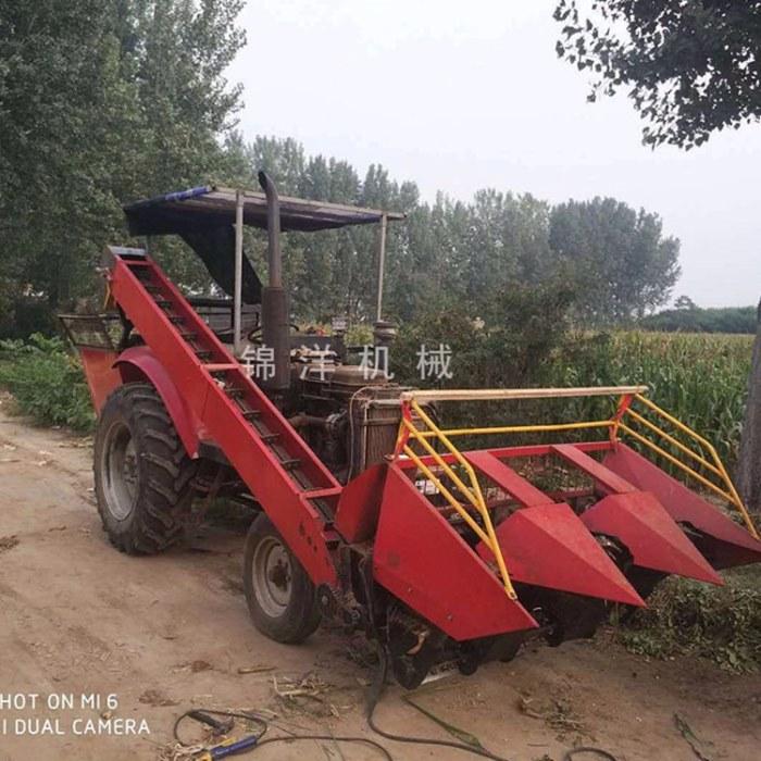 多功能玉米收割机 小型玉米收割机 背负式玉米收割机价格