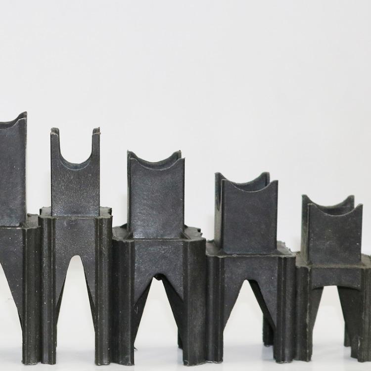 杭州建筑塑料马凳 钢筋塑料马凳厂家 松茂建材
