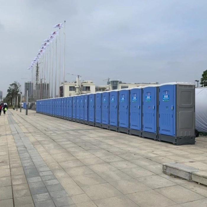 移动厕所出租 环保卫生间 质量好的移动厕所厂家