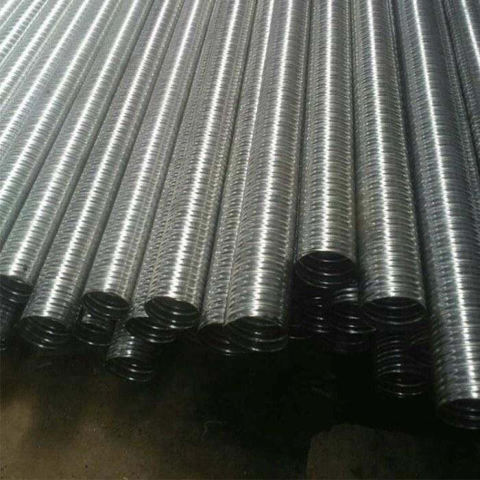 乐悦金属波纹管生产厂家 河北预应力金属波纹管出厂价格
