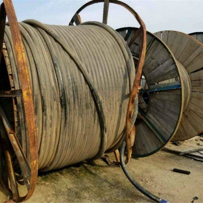 唐山电缆线回收 唐山电线电缆回收公司 信誉厂家